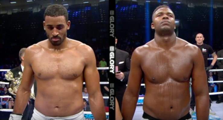 GLORY 58: Benjamin Adegbuyi vs. Jahfarr Wilnis Preview