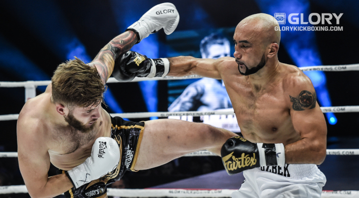 Boynazarov edges Sugden in main card opener