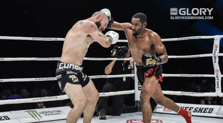 Boyd outworks Abraham to remain unbeaten in the GLORY ring