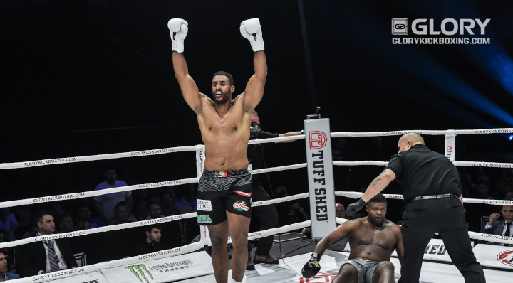 Adegbuyi knocks down Wilnis twice, cruises to decision win
