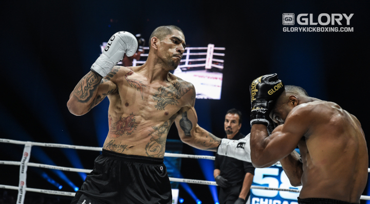 Pereira retains middleweight title in GLORY 58 main event
