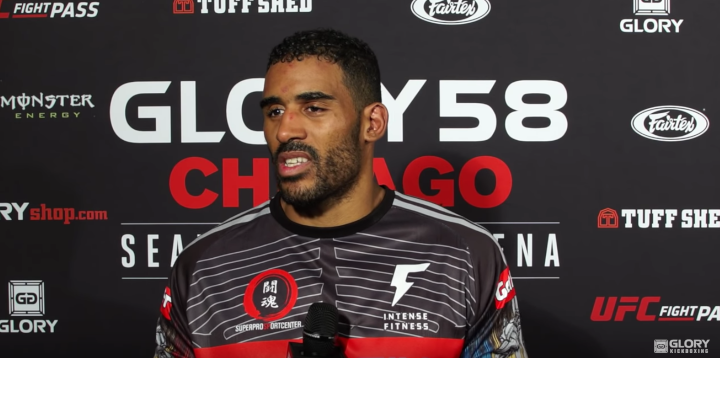 Post-Fight: Benjamin Adegbuyi calls out Badr Hari