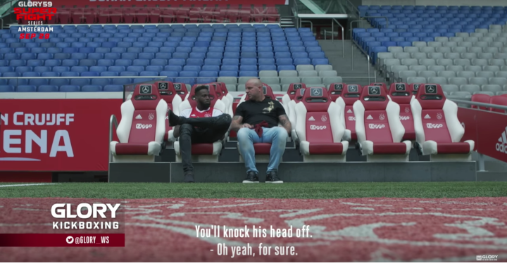 Culture Clash Part II: Murthel Groenhart tours Johan Cruijff Arena with Andy van der Meyde