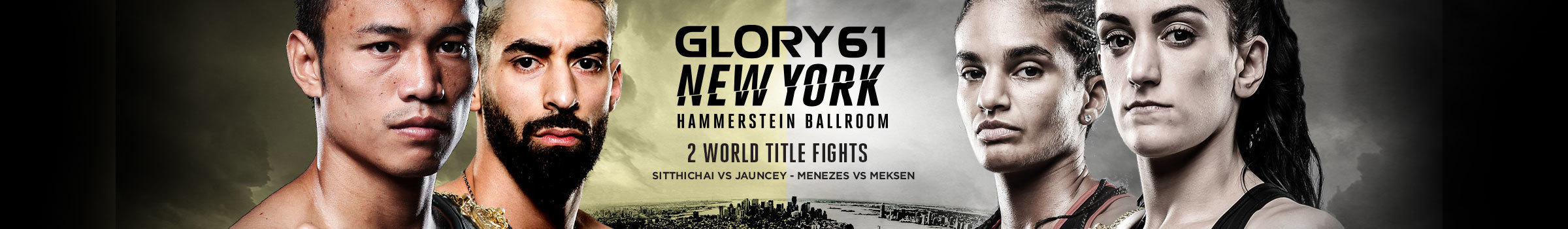 GLORY 61 New York