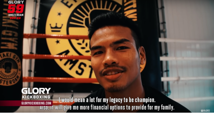 GLORY 59: Petchpanomrung - I Want Revenge