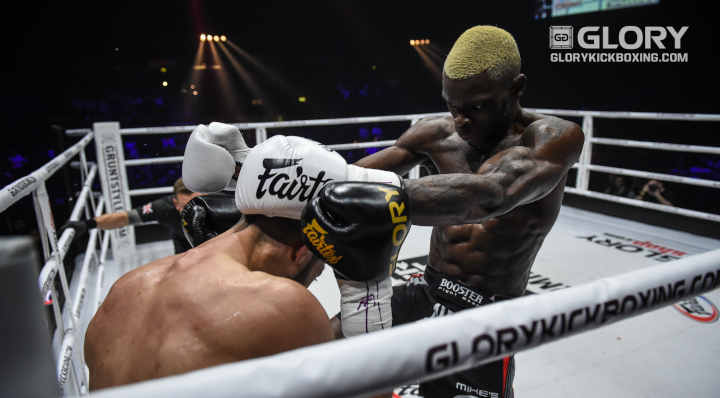 "GLORY 59: Baya takes aim at ""too confident"" Tyjani"