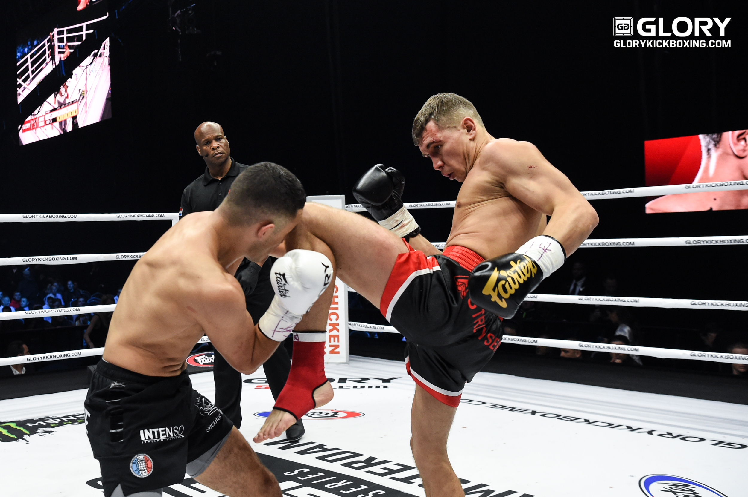 Ulianov outworks Zouggary, captures decision win