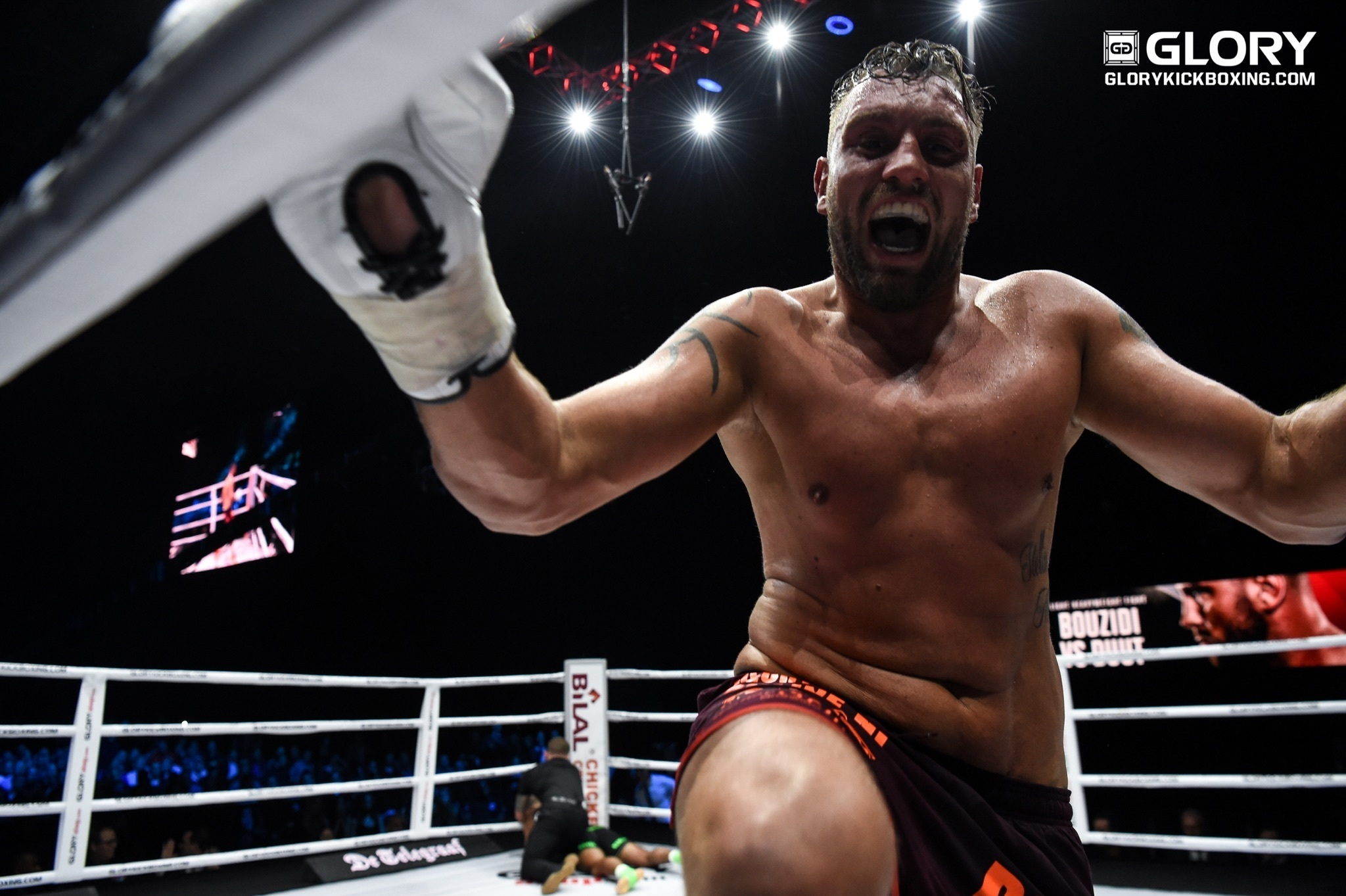 Duut gets revenge, crushes Bouzidi with highlight-reel knockout