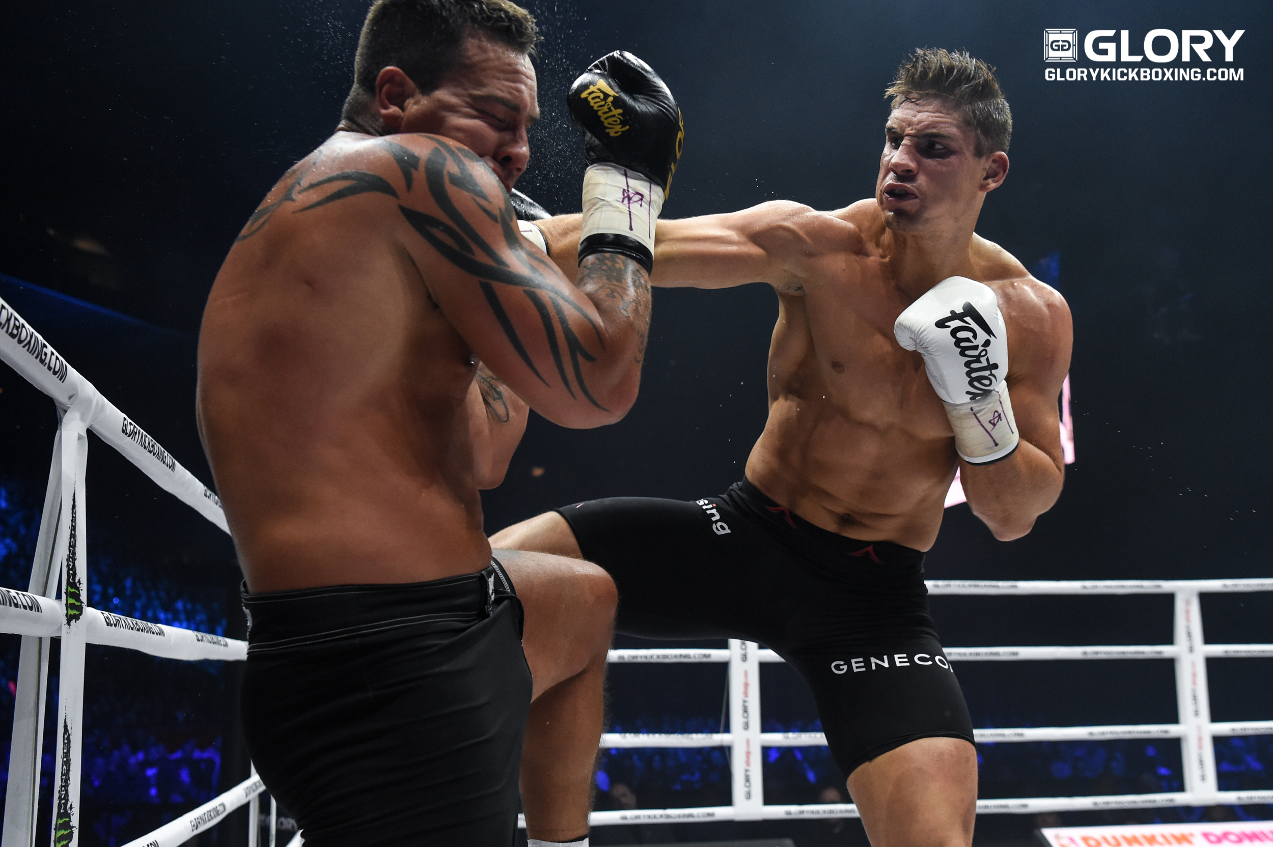 Verhoeven cruises past Inocente, earns eighth title defense