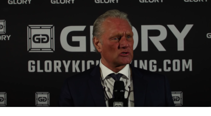 "Cor Hemmers: ""GLORY 59 was a success for the whole sport"""