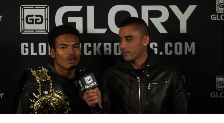 Post-Fight: Petchpanomrung on taking title from Robin van Roosmalen