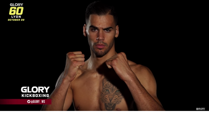 GLORY 60: Yousri Belgaroui - I Have to Show the World I Belong at the Top