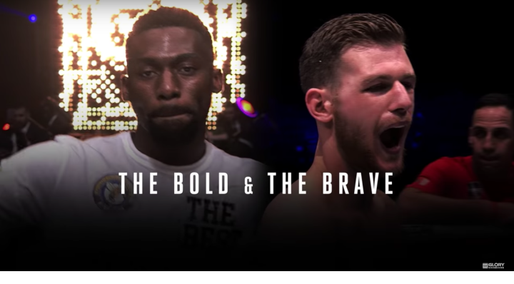 GLORY 60: Cedric Doumbe vs. Jimmy Vienot Preview