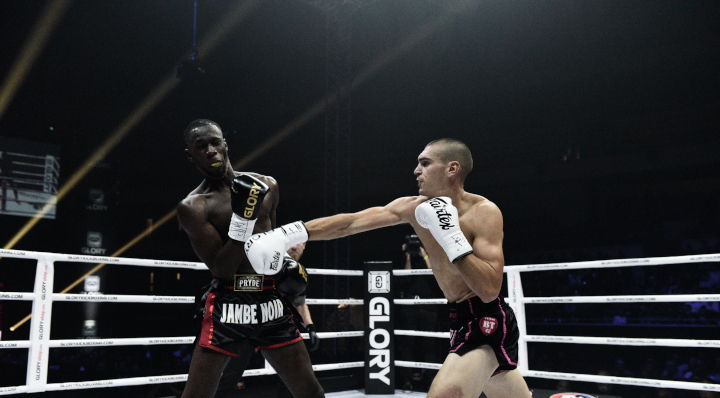 Palandre batters Soumah, wins by second-round TKO