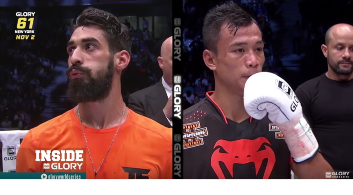 GLORY 61: Sitthichai vs Josh Jauncey Preview