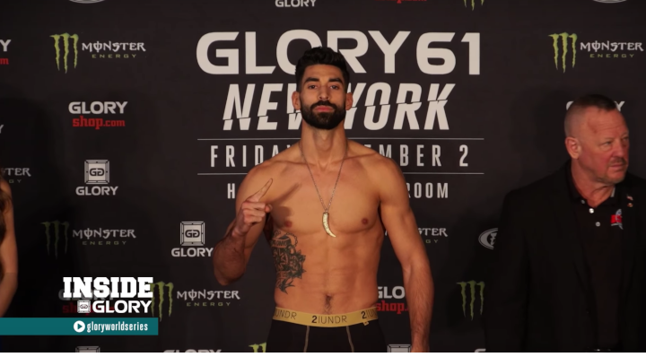 Inside GLORY 61 New York Fight Week: Part 4