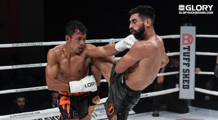 Sitthichai retains lightweight title in style