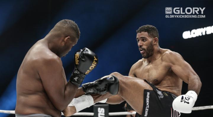"Adegbuyi: ""Ben Saddik in the GLORY 62 Heavyweight Grand Prix final is definitely a fight I want"""