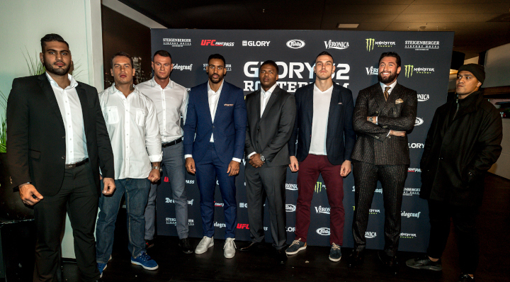 GLORY 62: Grand Prix Quarter-Final Matches now set
