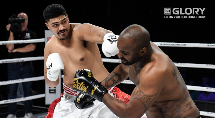 "Tafa: ""I picked a fight with Jamal Ben Saddik because he's dangerous"""