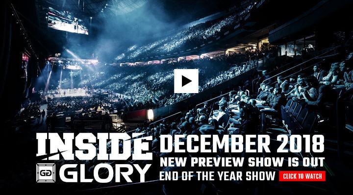 Inside GLORY - December 2018