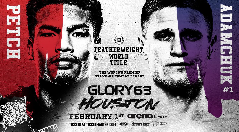 Glory 63 Houston Glory Kickboxing