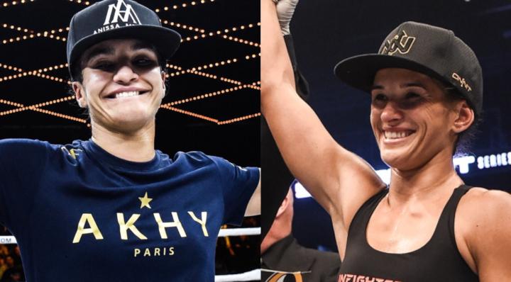 GLORY 64 Preview: Anissa Meksen vs Tiffany van Soest