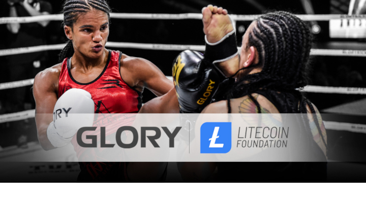 GLORY UNVEILS FIRST-OF-ITS-KIND PARTNERSHIP  WITH THE LITECOIN FOUNDATION
