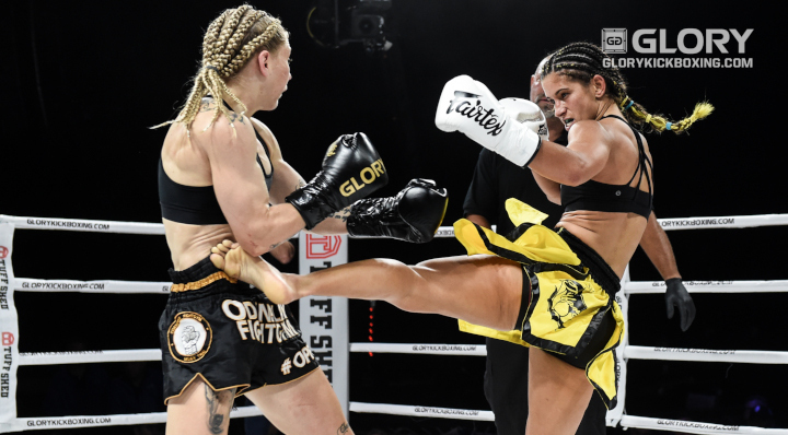 GLORY 64: Tiffany van Soest Aims For Revenge