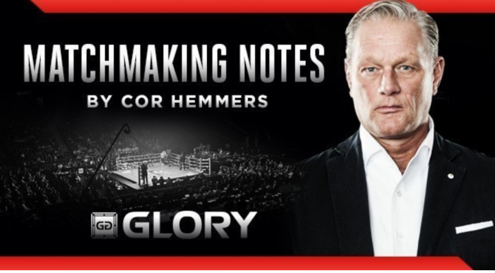 Matchmaker's Breakdown: GLORY 64 World Title Fights