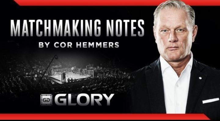 Matchmaker's Breakdown: GLORY 64 World Title Fights