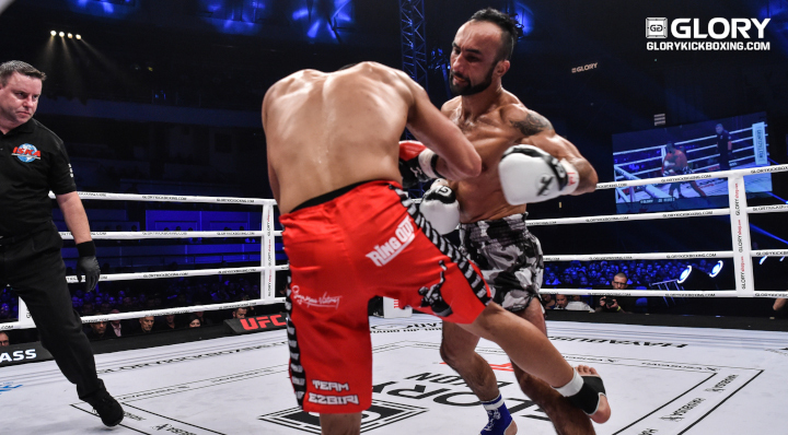 Boynazarov scores two knockdowns, exacts revenge on Ezbiri in rematch