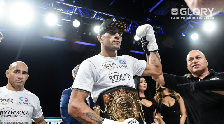 """GLORY 65: Alex Pereira thinks Jason Wilnis """"has not evolved"""" since first fight"""