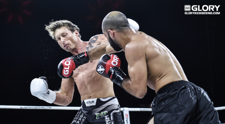 GLORY 65: Itay Gershon Highlight