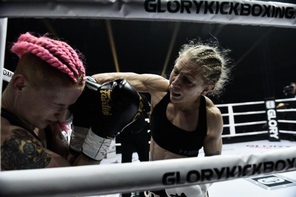 GLORY 65: Olofsson vs Brereton will determine next title challenger