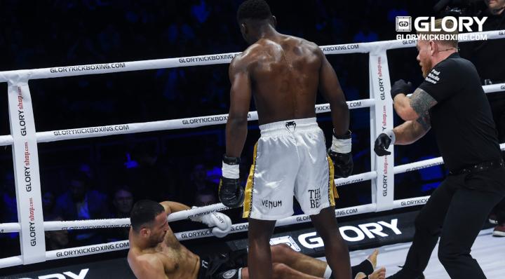 GLORY 64: Harut Grigorian vs. Cedric Doumbe (Welterweight Title Fight)