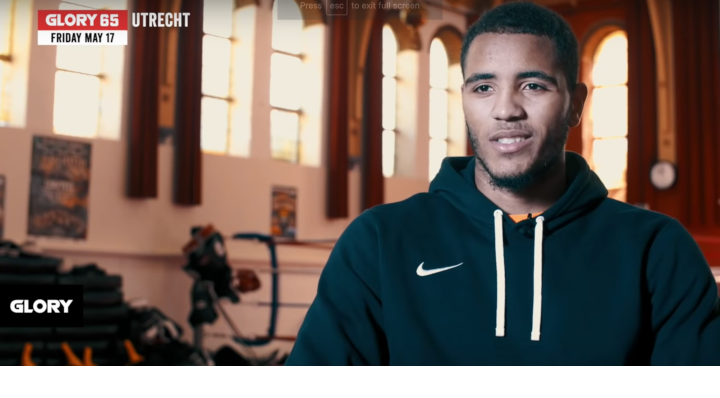 GLORY 65: Donovan Wisse - The Middleweight Division's Top Prospect