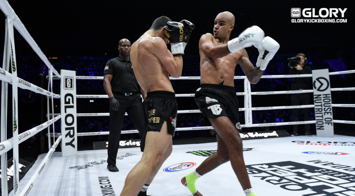 GLORY 65: Tyjani Beztati and Josh Jauncey Highlight