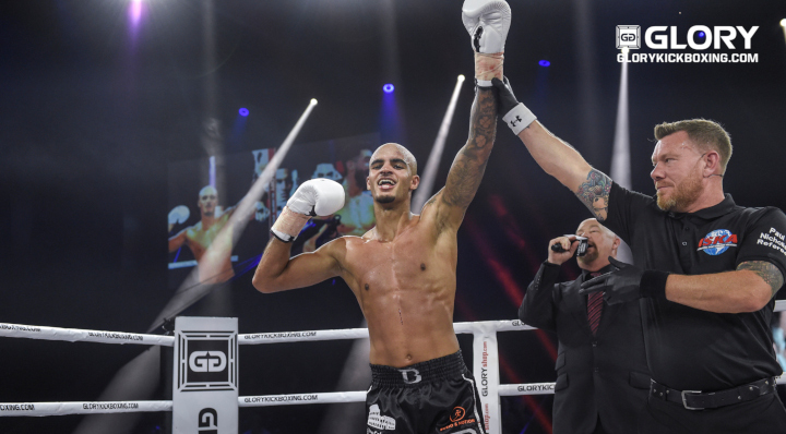 GLORY 65: Tyjani Beztati Post-Fight Interview