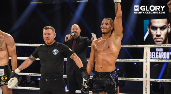 GLORY 65: Donovan Wisse Post-Fight Interview
