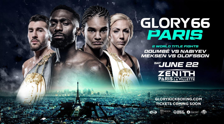 GLORY 66 PARIS