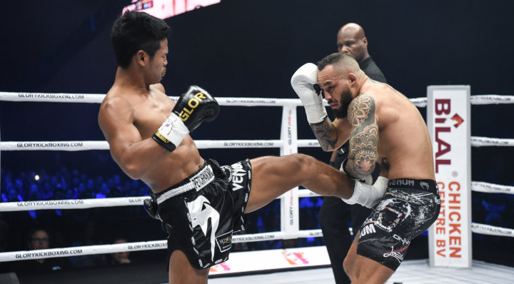 Petch faces featherweight division's most proven finisher in Orlando