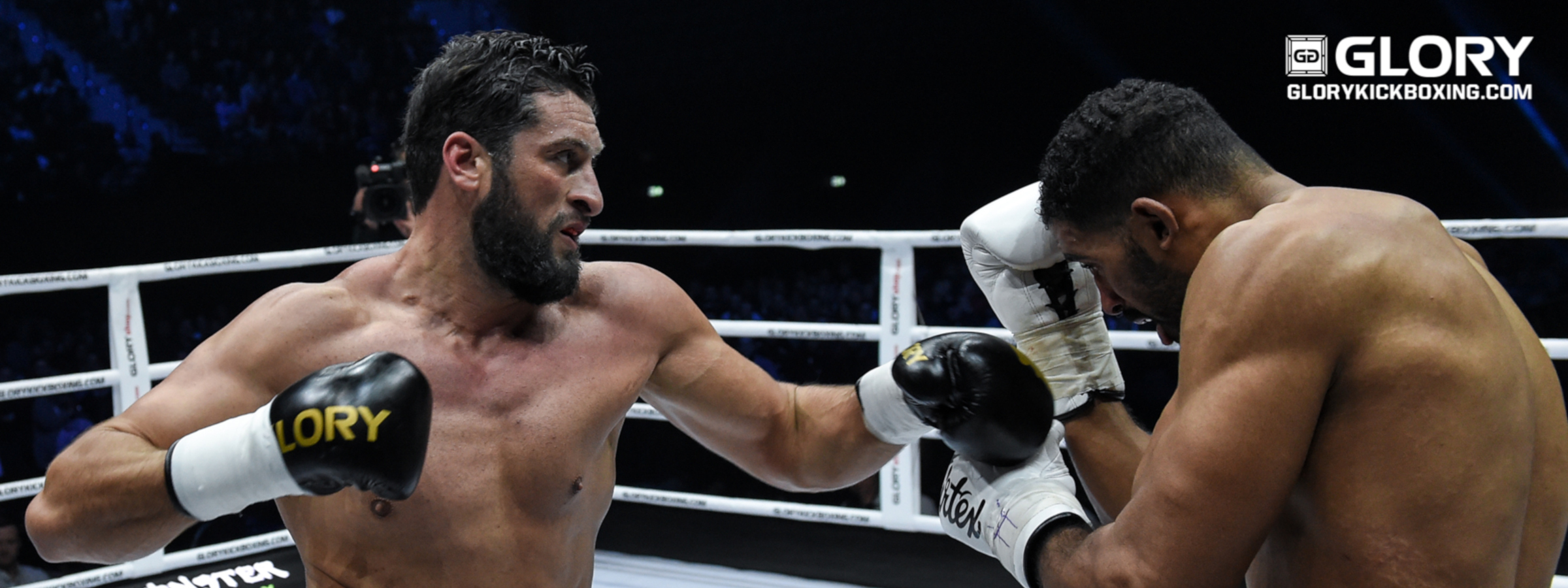 Jamal The Goliath Ben Saddik : Glory Kickboxing