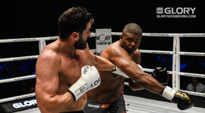 Former heavyweight teammates set to collide at GLORY 67
