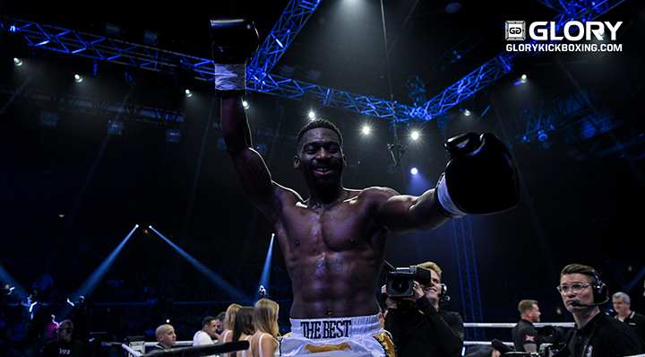 GLORY 66: Cedric Doumbe - Motivation