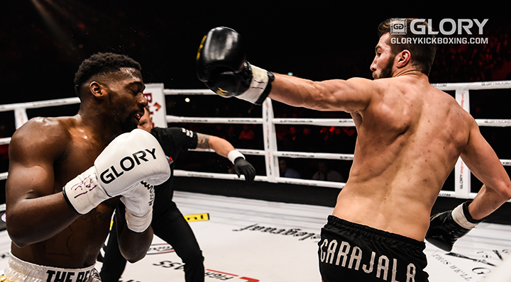 GLORY 66: Cedric Doumbe - I was at 20% last time I fought Alim Nabiyev