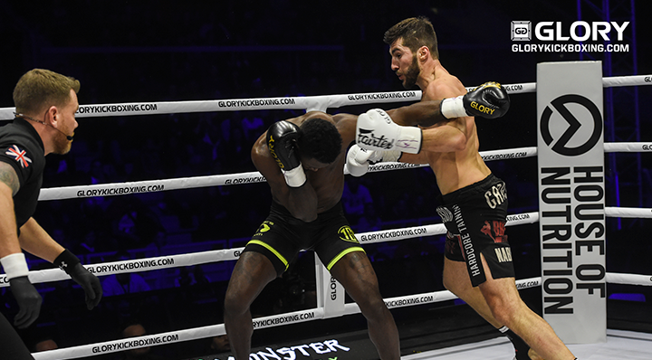 GLORY 66: Alim Nabiyev Highlight