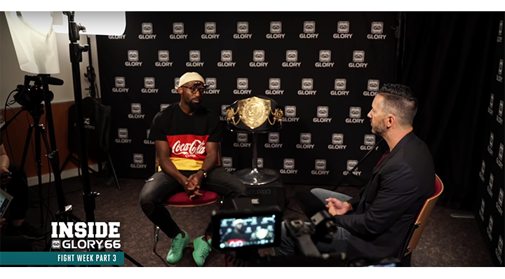 Inside GLORY 66 PARIS Fight Week: Part 3
