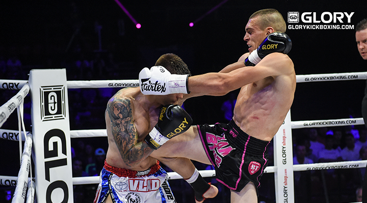 GLORY 66 Preliminary Card Recap: Palandre edges Tuinov, Peňáz scores quick finish