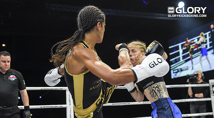 Meksen destroys Olofsson, retains super bantamweight belt